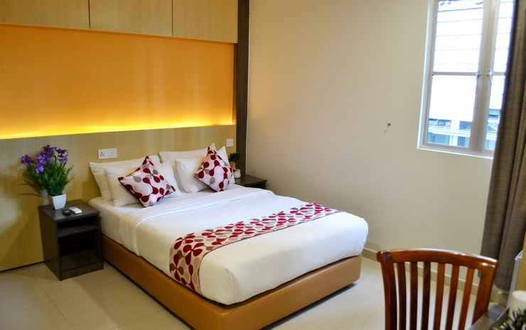 City Central Hotel @ KL Sentral Kuala Lumpur - Deluxe Queen Room Only