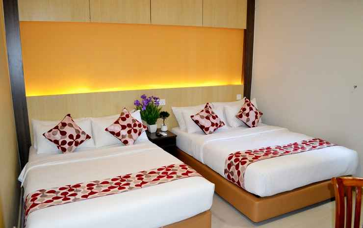 City Central Hotel @ KL Sentral Kuala Lumpur - Deluxe Family Room Only