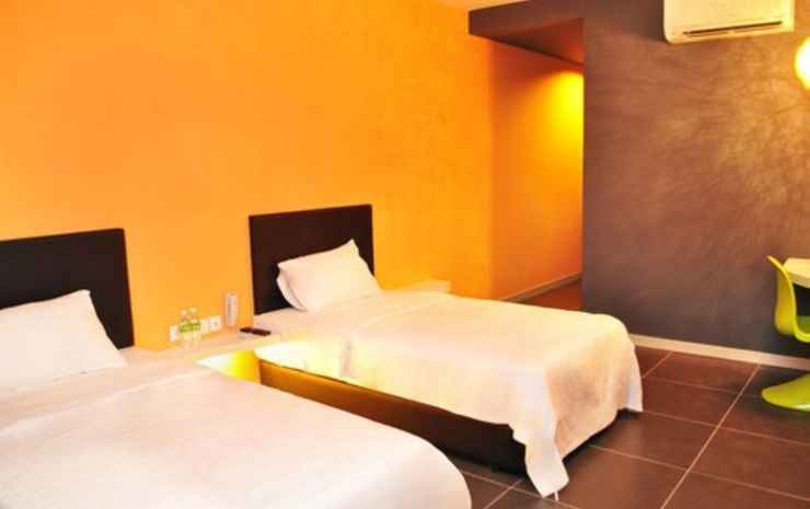 B&S Boutique Hotel Johor - Executive Deluxe - Room Only NR
