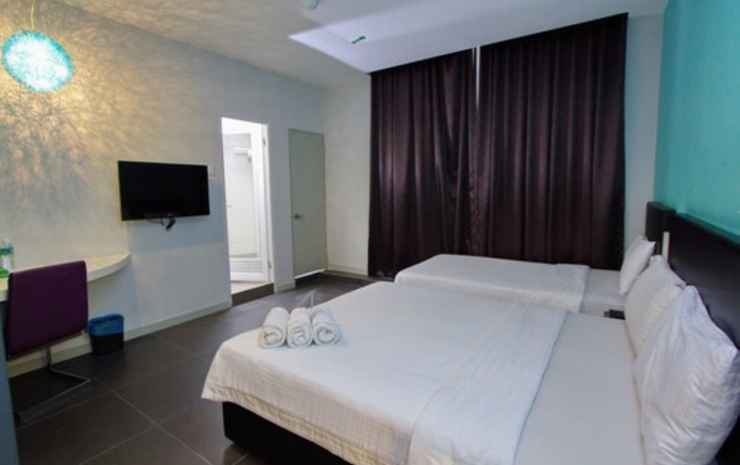 B&S Boutique Hotel Johor - Premier Grand Deluxe - Room Only FC