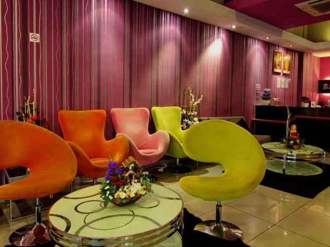 LOBBY B&S Boutique Hotel