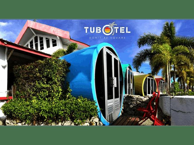 EXTERIOR_BUILDING Tubotel Langkawi