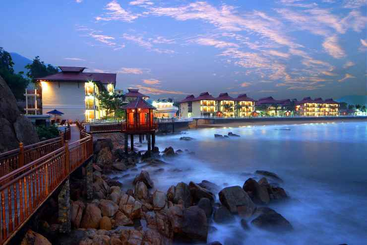 VIEW_ATTRACTIONS Royal Hotel And Healthcare Resort Quy Nhon