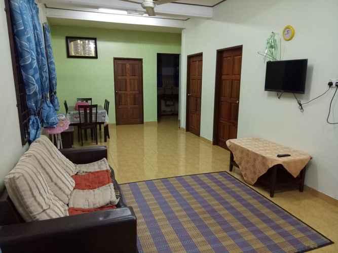 LOBBY Rumah Rehat Seri Desa Losong (A)