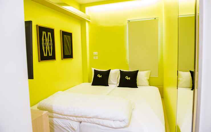 GN Luxury Hostel Bangkok - Exclusive Double Bed Room with breakfast