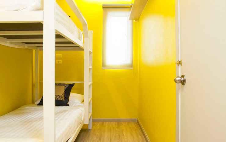 GN Luxury Hostel Bangkok - Exclusive Bunk Bed Room with breakfast