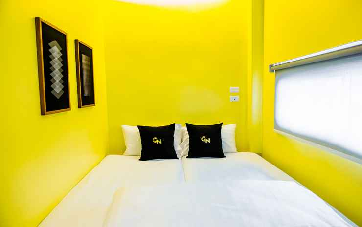 GN Luxury Hostel Bangkok - Exclusive Double Bed Room Only