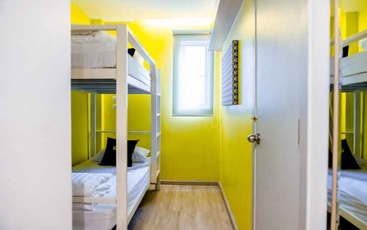 GN Luxury Hostel Bangkok - Exclusive Bunk Bed Room only