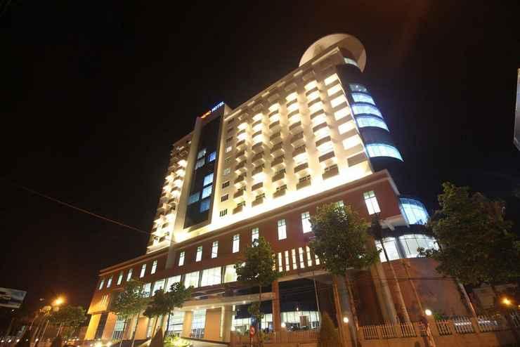 EXTERIOR_BUILDING Khách sạn Golf Phú Mỹ
