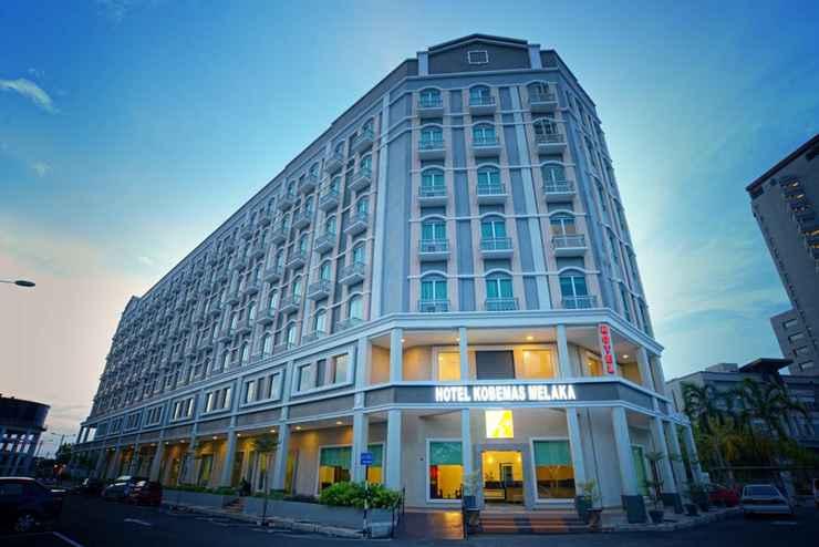 EXTERIOR_BUILDING Hotel Kobemas Melaka
