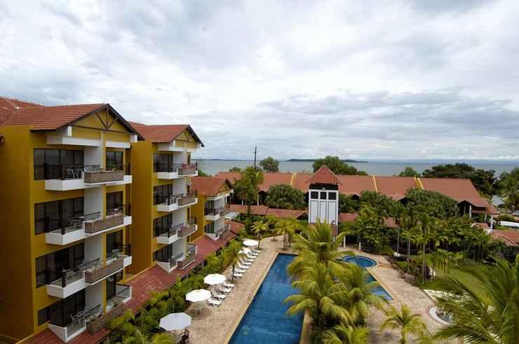 EXTERIOR_BUILDING Tiara Labuan Hotel