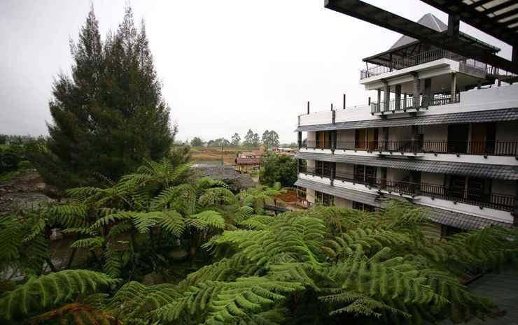 Hotel Kalang Ulu Berastagi Karo -
