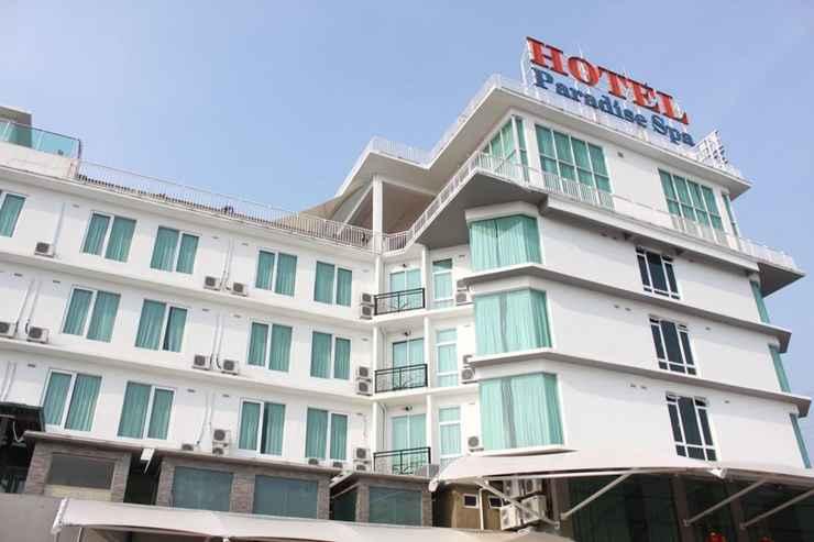 EXTERIOR_BUILDING Paradise Spa Hotel