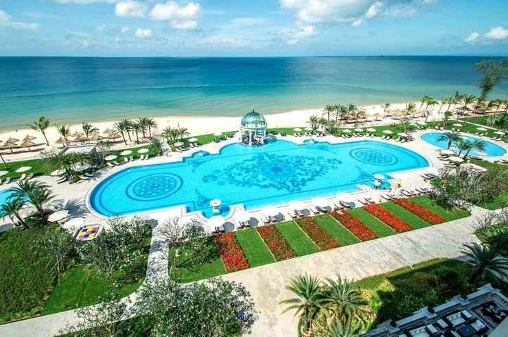 SWIMMING_POOL Vinpearl Resort & Golf Phu Quoc