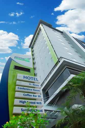 EXTERIOR_BUILDING Primebiz Hotel Surabaya
