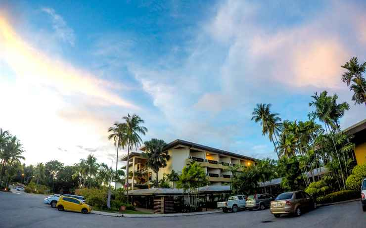 EXTERIOR_BUILDING Palm Beach Resort & Spa Labuan