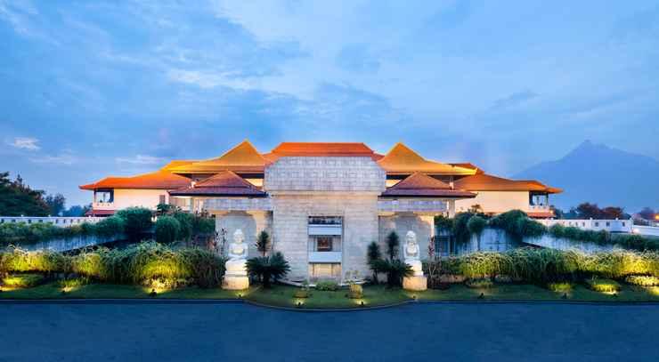 EXTERIOR_BUILDING Sheraton Mustika Yogyakarta Resort & Spa