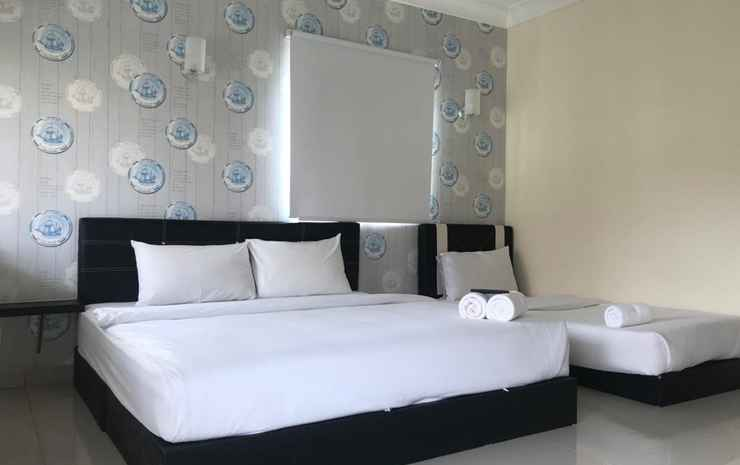 Tiara Desaru Residences Johor - Standard Triple Room