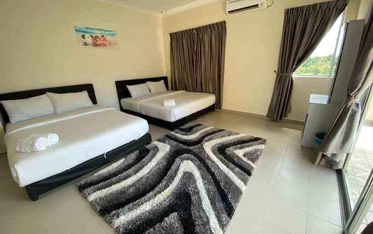 Tiara Desaru Residences Johor - Penthouse 5 Rooms for 16 Pax
