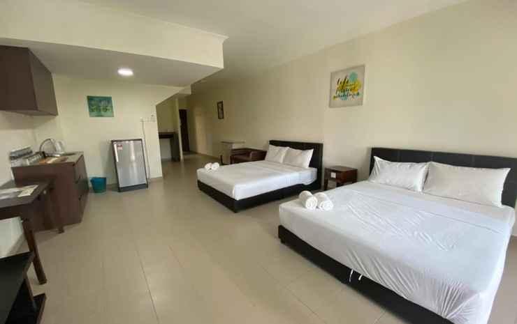 Tiara Desaru Residences Johor - Penthouse 2 Rooms for 10 Pax