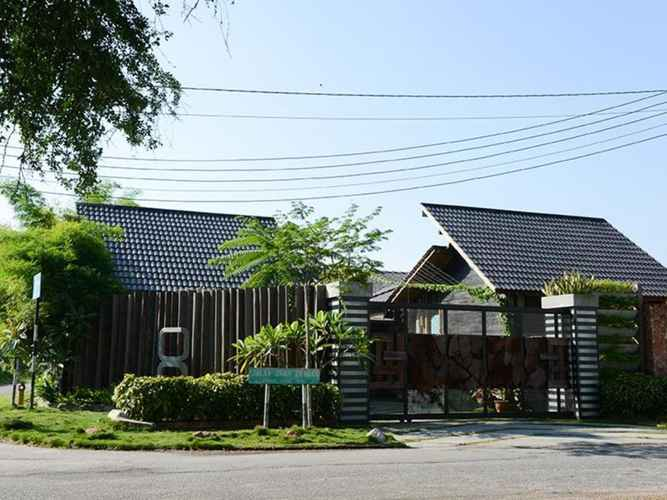 EXTERIOR_BUILDING The Happy 8 Retreat @ Pasir Puteh