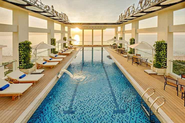 SWIMMING_POOL Khách sạn Paris Deli Danang Beach