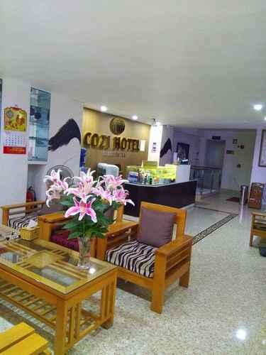 LOBBY Khách sạn Cozi