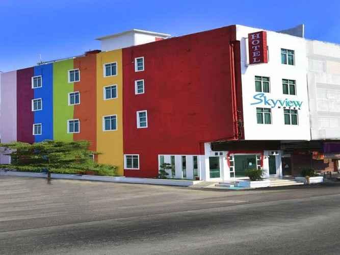 EXTERIOR_BUILDING Skyview Hotel