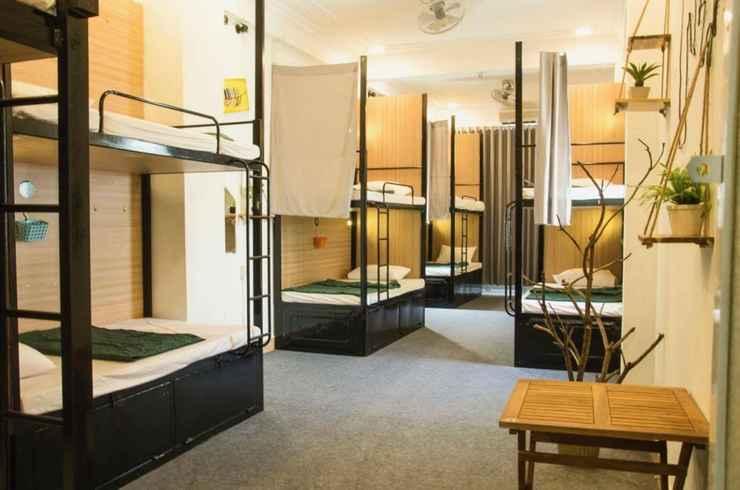 BEDROOM Tabana Hostel Nha Trang