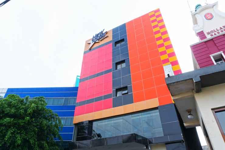 EXTERIOR_BUILDING Hotel New Star