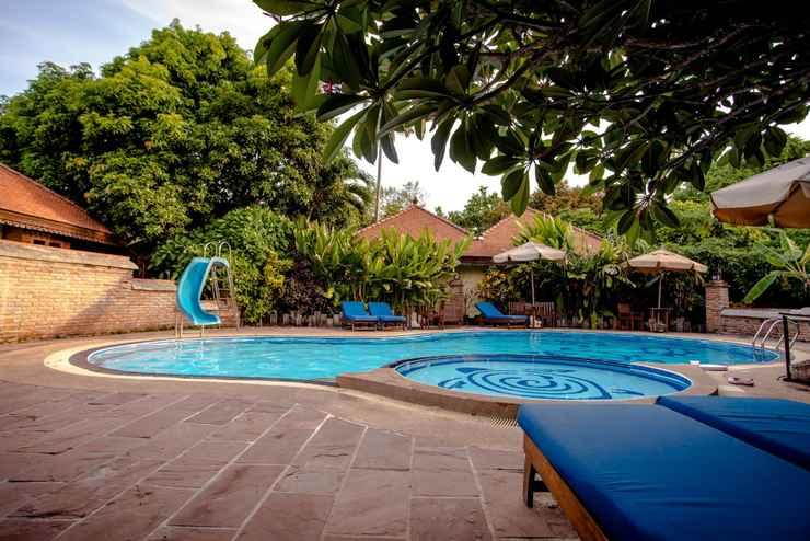 SWIMMING_POOL Villa Bali Eco Resort & Bali Pizzeria