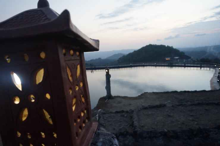 VIEW_ATTRACTIONS Live in at Community Homestay Nglanggeran