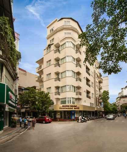 EXTERIOR_BUILDING Khách sạn Hồng Ngọc Cochinchine