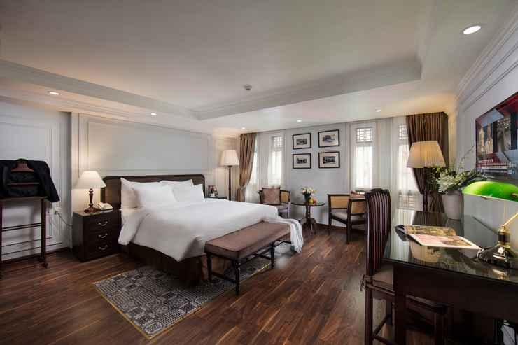 BEDROOM Khách sạn Hồng Ngọc Dynastie