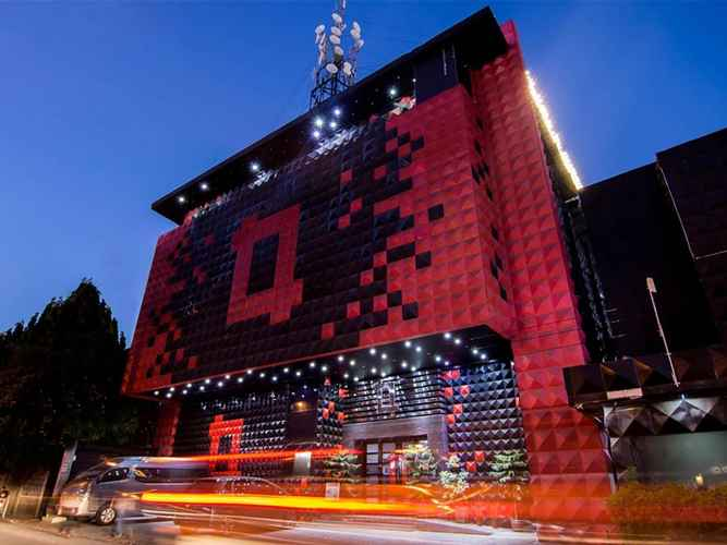 EXTERIOR_BUILDING Luks Lofts Hotel & Residences