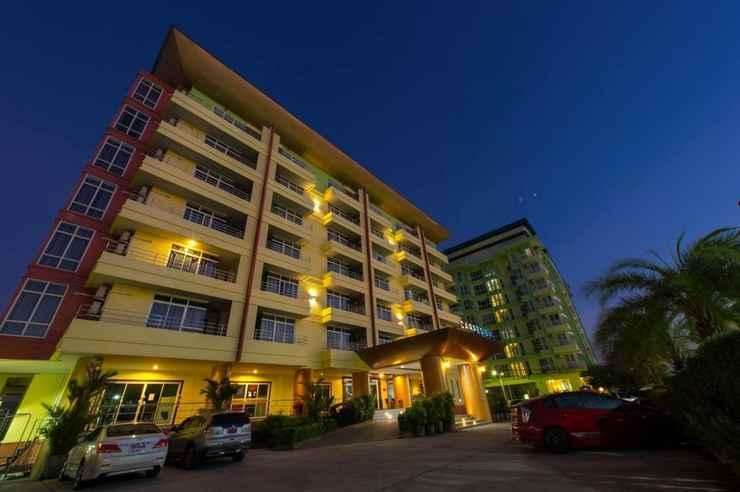 EXTERIOR_BUILDING Carpediem Hotel Rayong