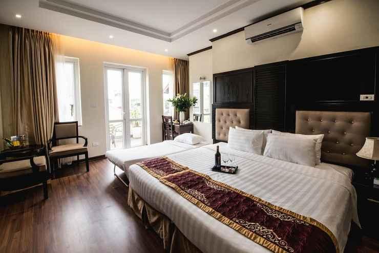 BEDROOM Hanoi Graceful Hotel