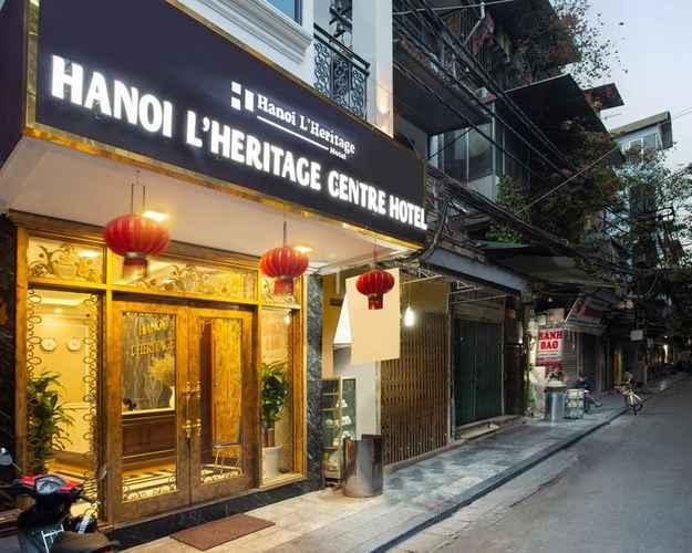 EXTERIOR_BUILDING Khách Sạn Hanoi L'Heritage Centre