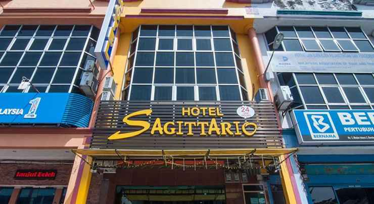 EXTERIOR_BUILDING Hotel Sagittario