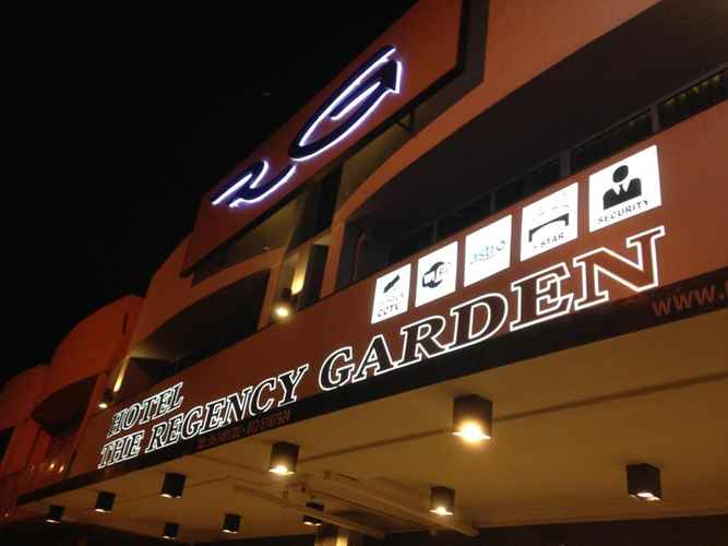 EXTERIOR_BUILDING The Regency Garden Hotel