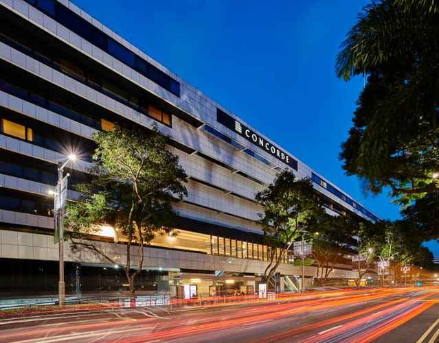 EXTERIOR_BUILDING Concorde Hotel Singapore