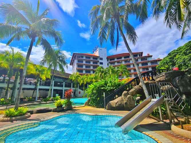 SWIMMING_POOL Sabah Hotel Sandakan
