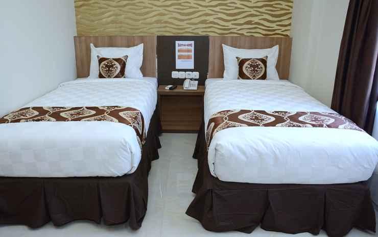 D'Holiday Hotel Makassar Makassar - Superior Room Twin (Room Only)