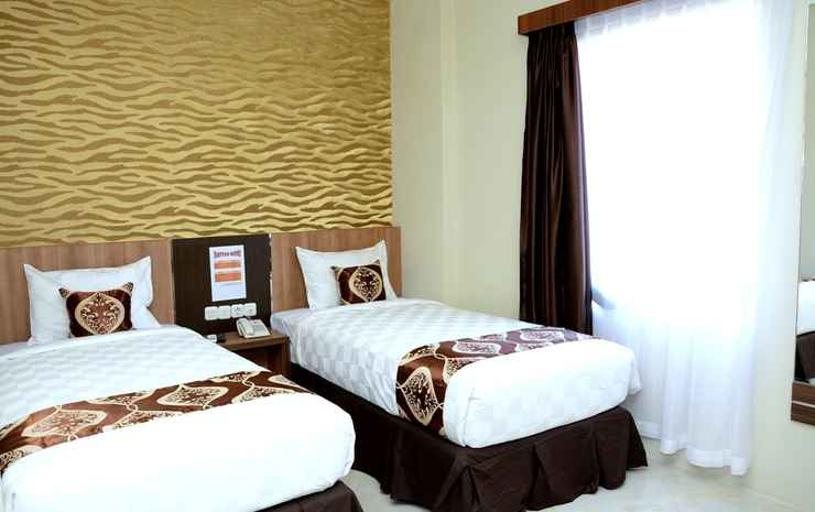 D'Holiday Hotel Makassar Makassar - Deluxe Twin Room (Room Only)