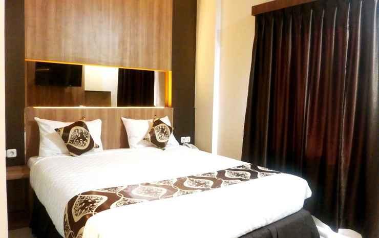 D'Holiday Hotel Makassar Makassar - Deluxe Double Room (Room Only)