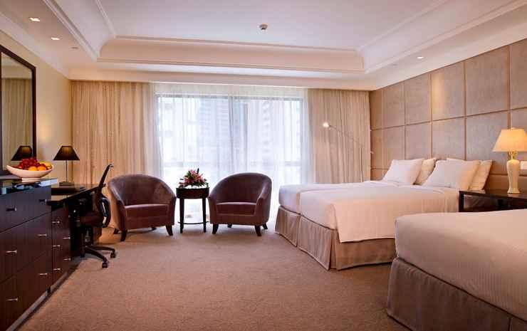 York Hotel Singapore - Premier Quad Room (4 persons)