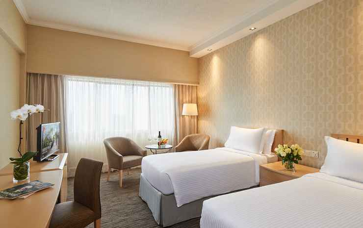 York Hotel Singapore - Superior Triple with Breakfast