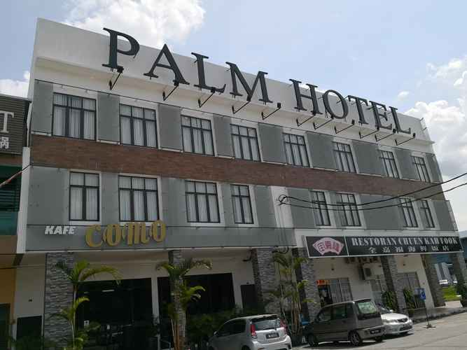 EXTERIOR_BUILDING Palm Hotel Ipoh
