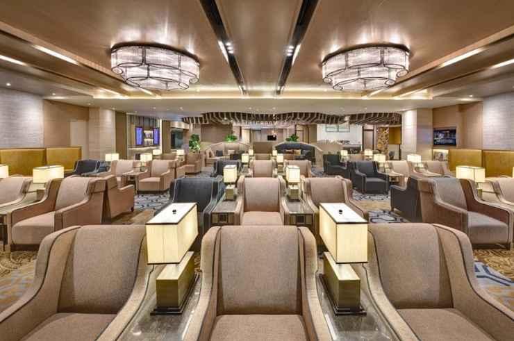 LOBBY Plaza Premium Transit Lounge @ Changi Airport Terminal 1