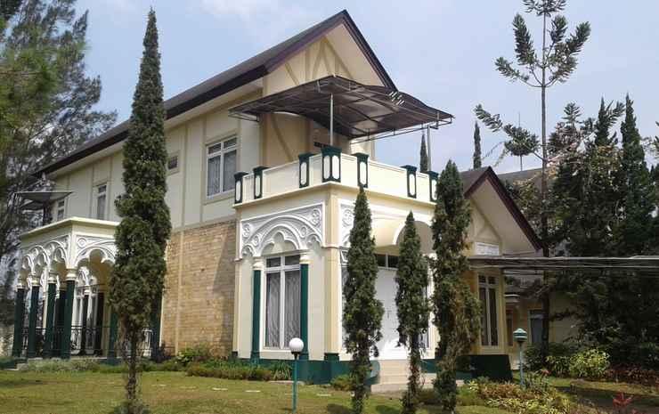 Zevannya Villa Victorian Kota Bunga Puncak -